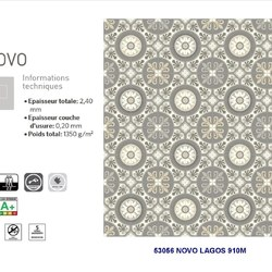 NOVO LAGOS 910M